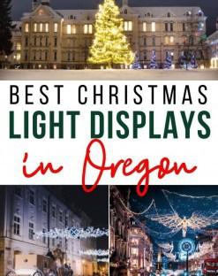 best christmas light displays in oregon