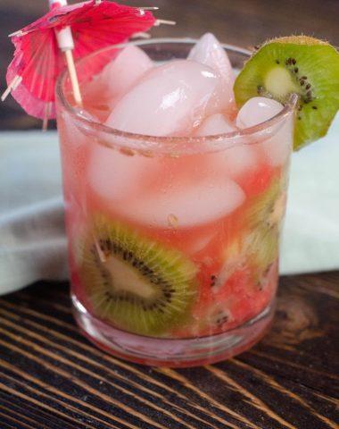 Watermelon Kiwi Spritzer