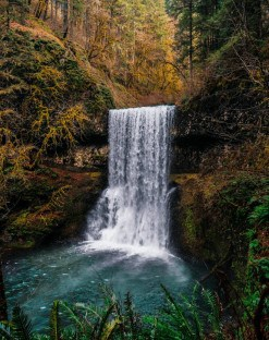 Silver Falls Park Oregon Waterfalls