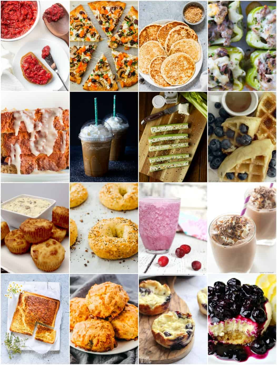 low carb breakfast recipes