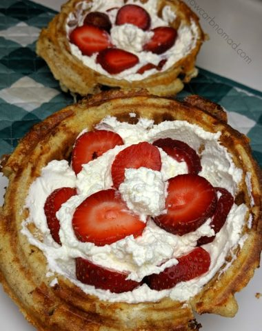 best dessert chaffle recipes