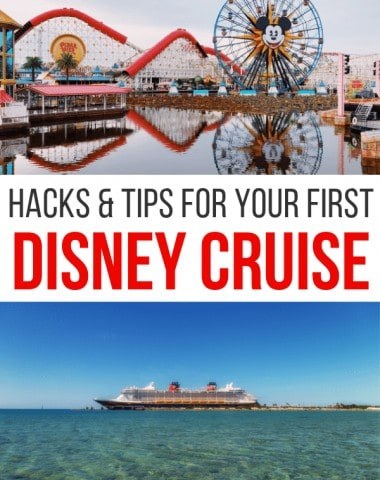 best disney cruise tips