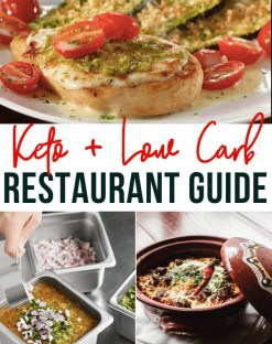 Keto Low Carb Travel Guide