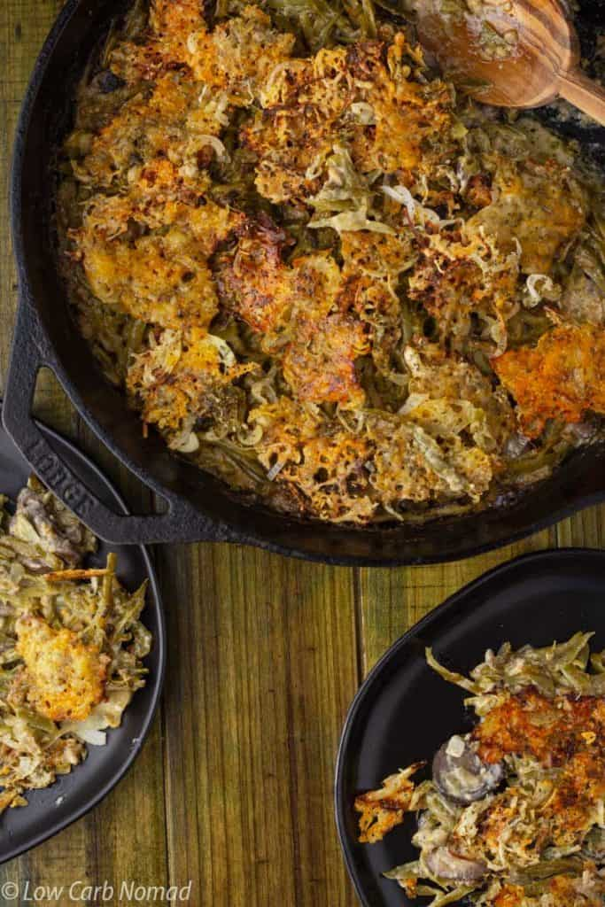 Keto-Green-Bean-Casserole-Recipe-