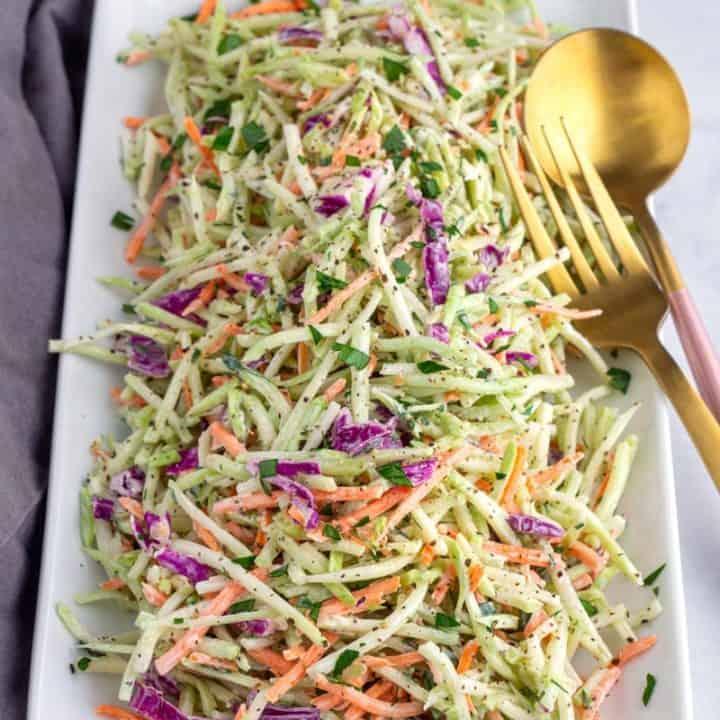 Low-Carb-Broccoli-Slaw-Recipe