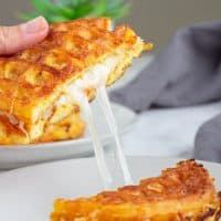 Keto-Chaffle-Grilled-Cheese