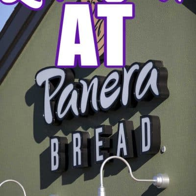 The BEST Low Carb at Panera Bread List