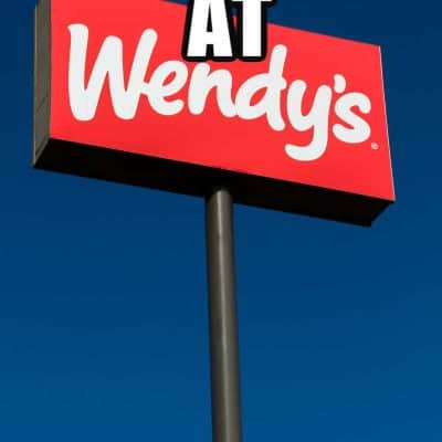Eating Low Carb at Wendy's