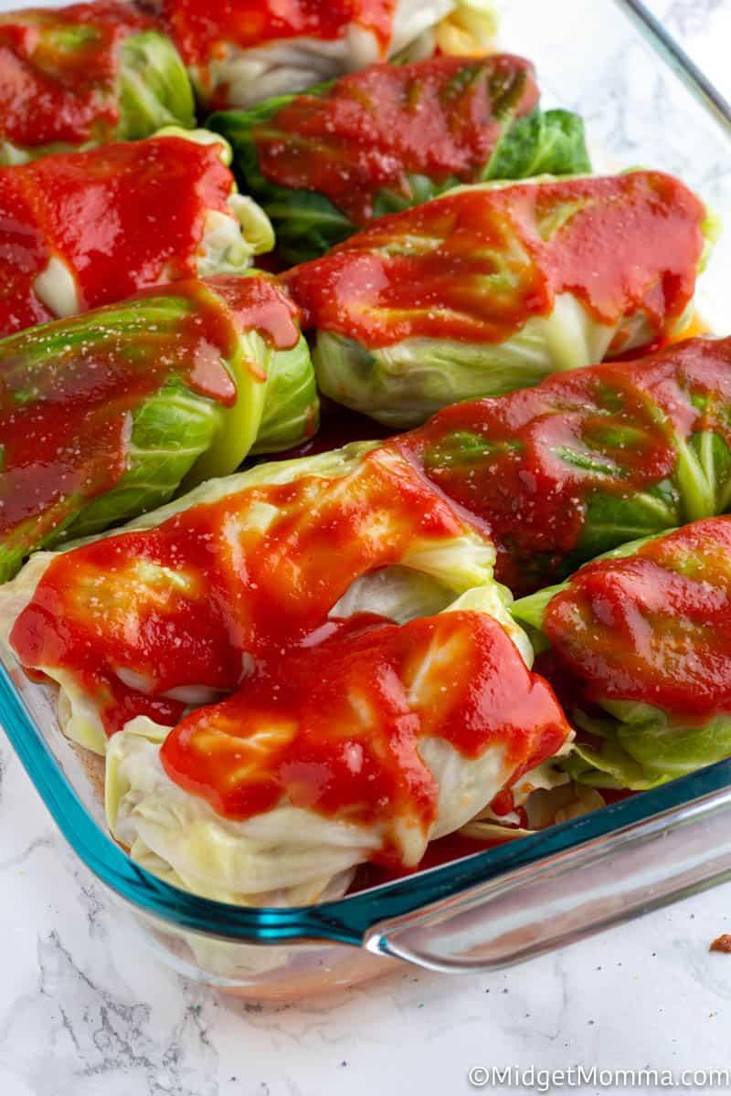 keto cabbage rolls