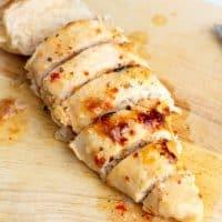 Baked Zesty Italian Chicken