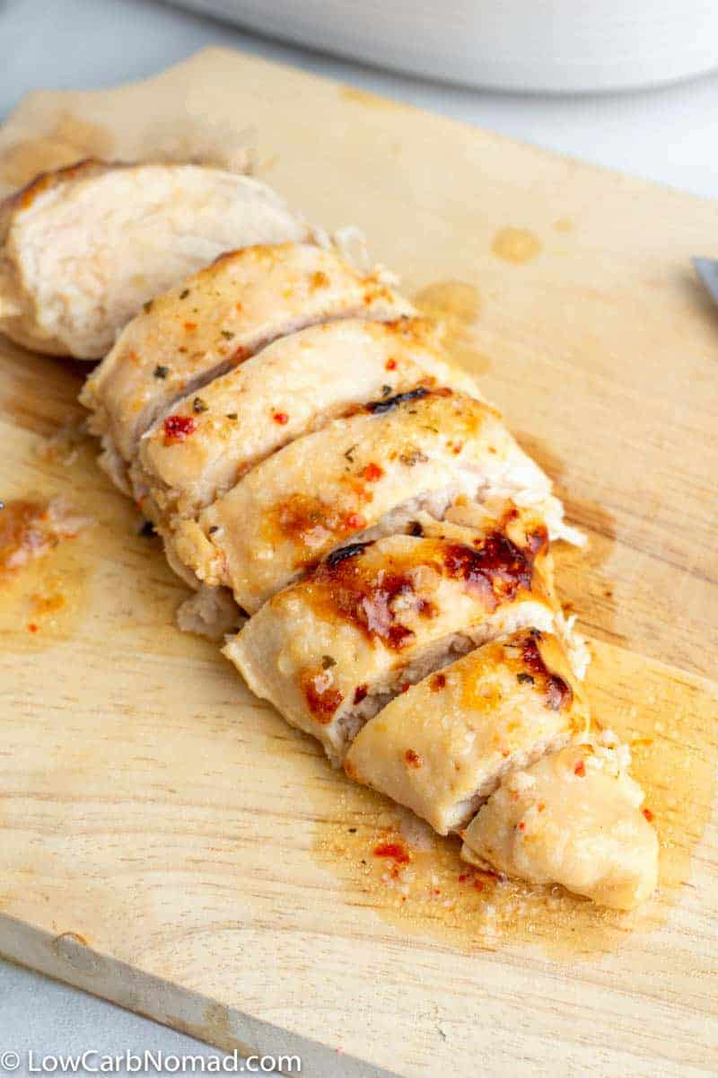Baked Zesty Italian Chicken