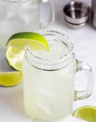 Low Carb Skinny Margarita Recipe