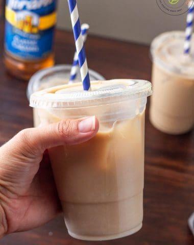 Keto Iced Coffee Recipe