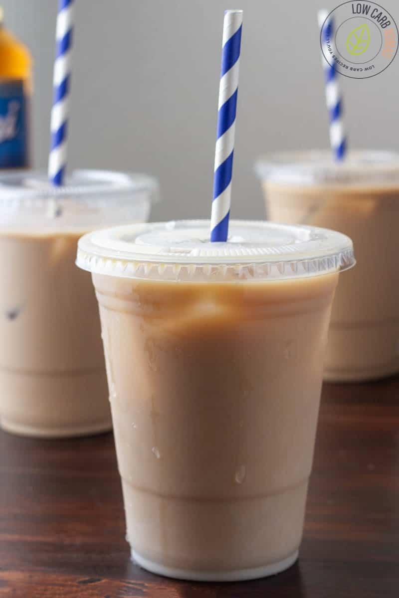 Keto Iced Coffee Recip