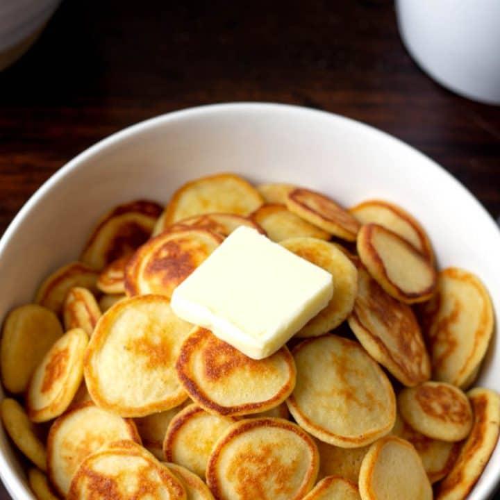 Keto Pancakes Cereal