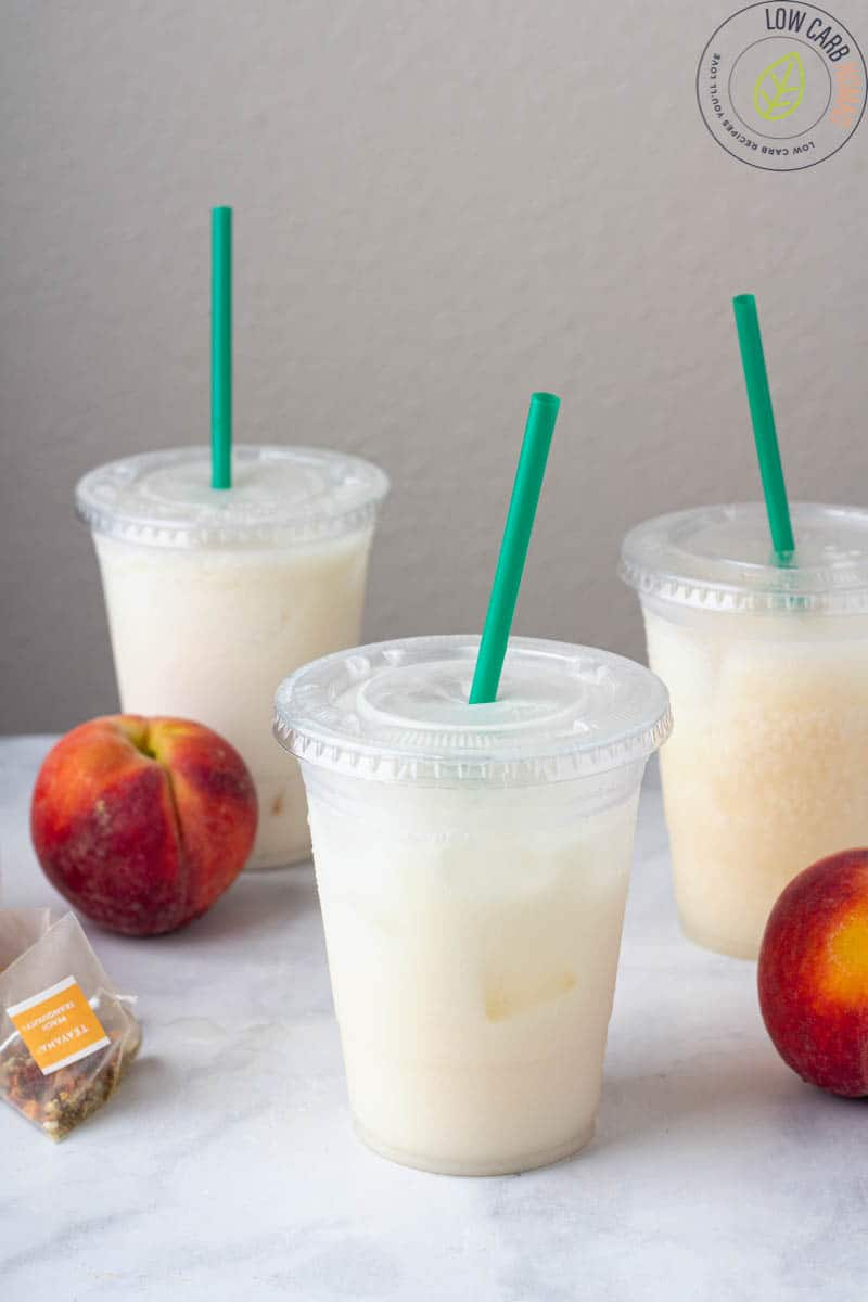 Starbucks Copycat White Drink