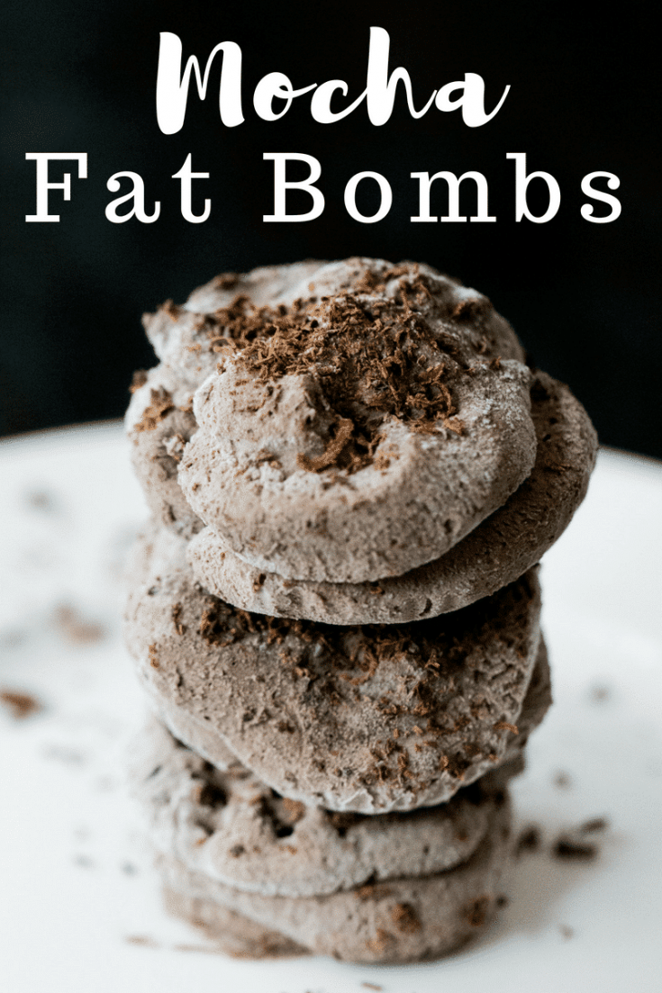 Mouthwatering Mocha Chocolate Fat Bombs - Keto/Low Carb Friendly