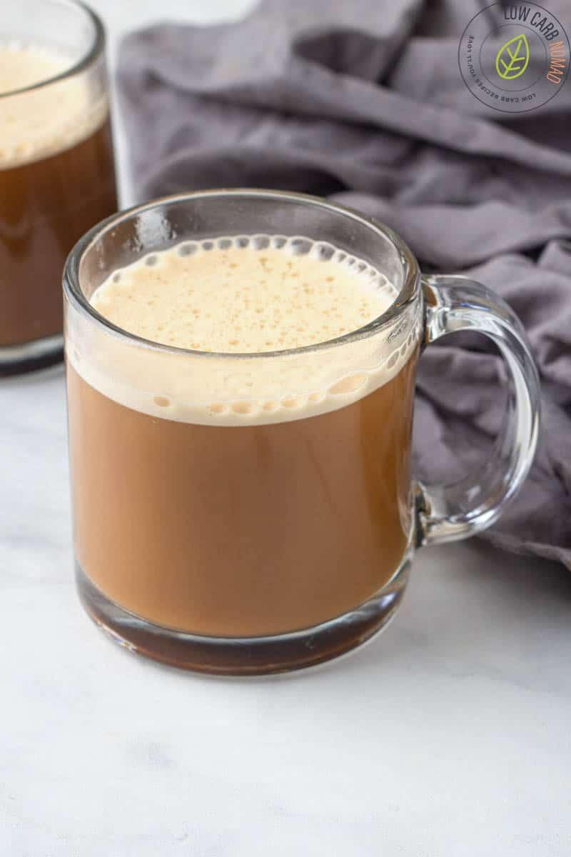 Easy bulletproof coffee recipe