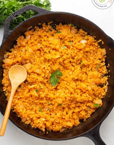 Mexican Cauliflower Rice