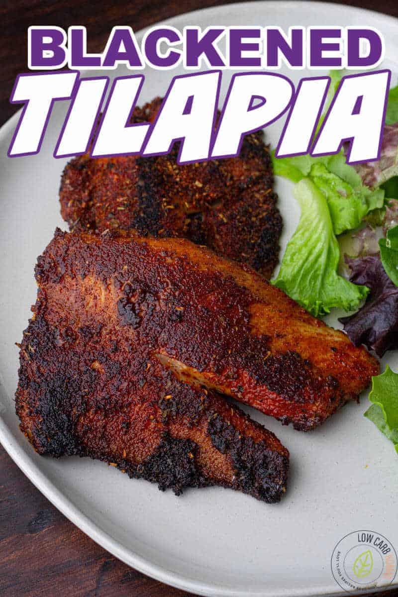Blackened Tilapia Recipe