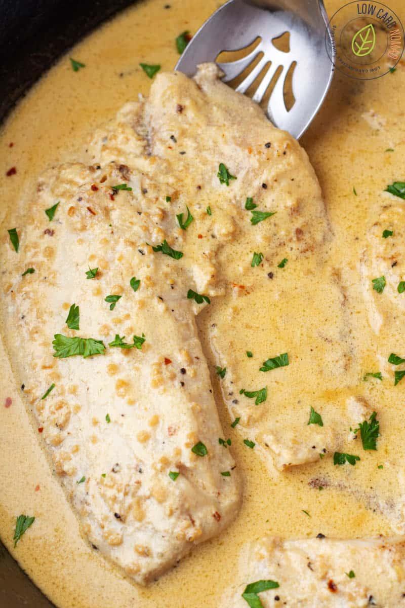 Lemon Garlic Tilapia Recipe