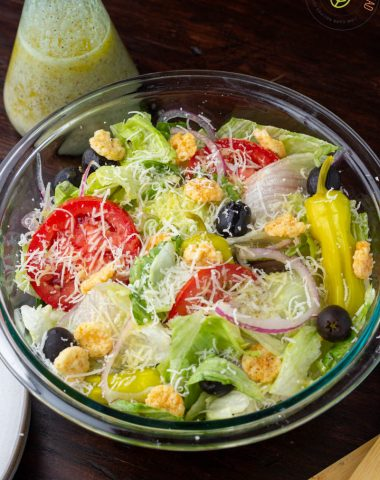 Low Carb Olive Garden Salad
