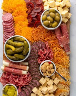 How to Build an Epic Keto Charcuterie Board