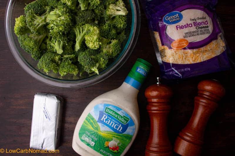 Broccoli Casserole Ingredients