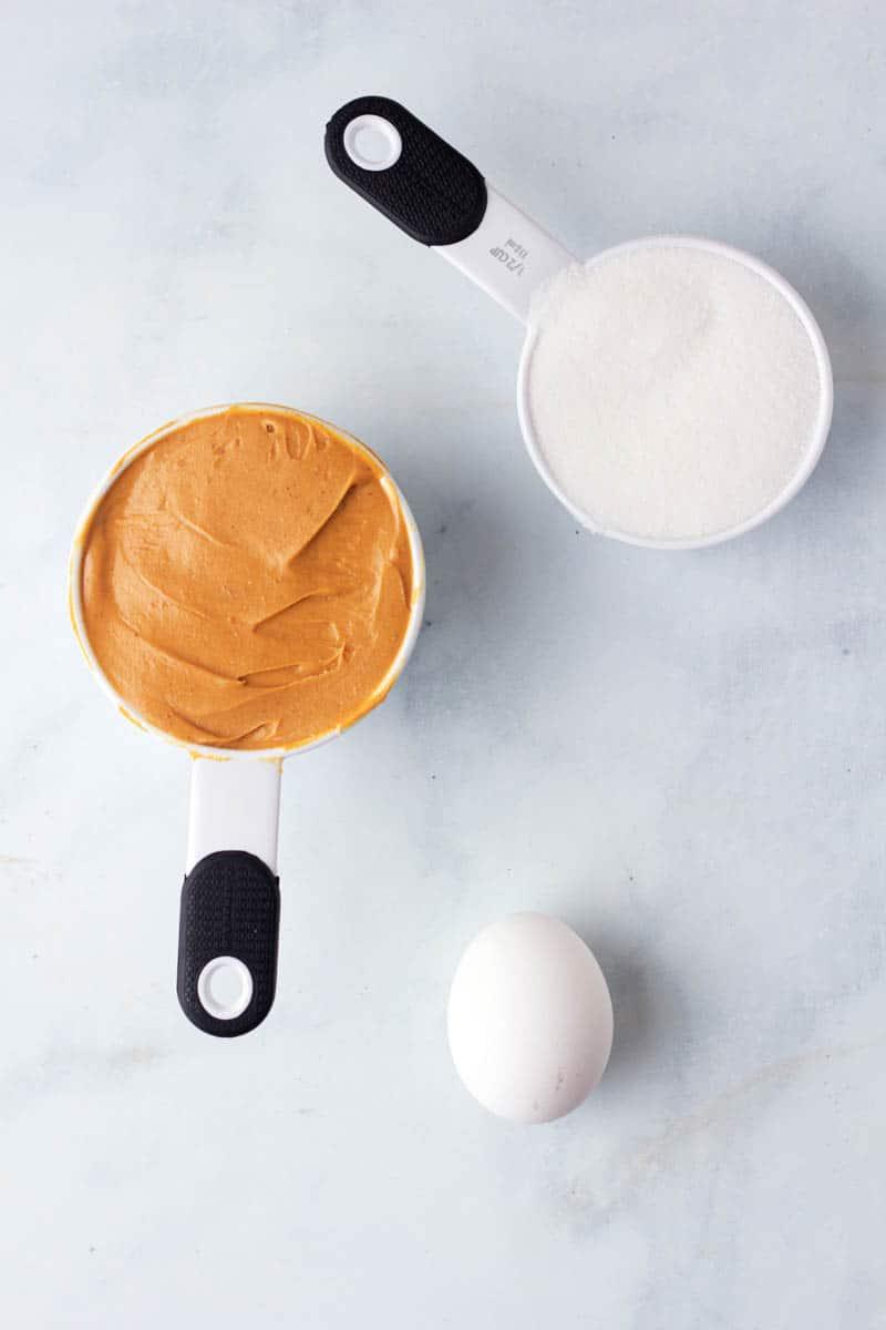keto peanut butter cookies ingredients