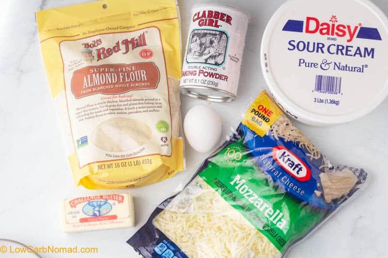 90 second keto bread ingredients