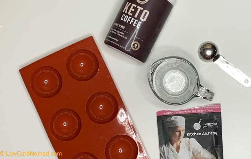 Bulletproof coffee coffee bombs ingredients